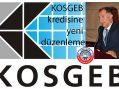 KOSGEB kredisine yeni düzenleme