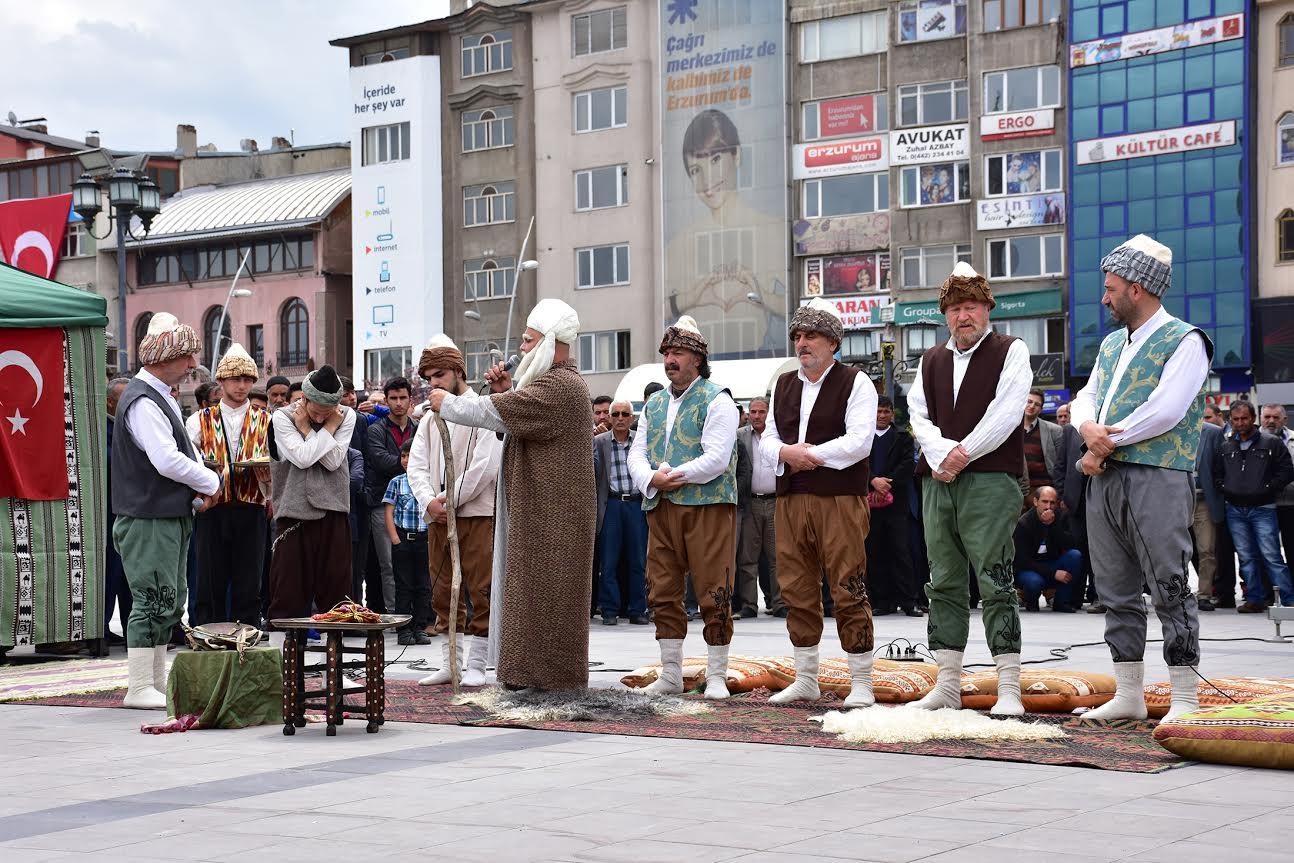 Bu coğrafya ahilerin varlığıyla Türk yurdu oldu