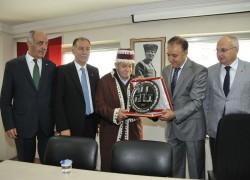 Erzurum'da 'Ahilik Haftası' kutlamaları